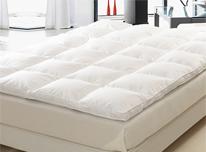 庐丰羽绒制品-羽绒床垫