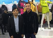 安徽庐玉羽绒制品有限公司与柳桥集团携手共进